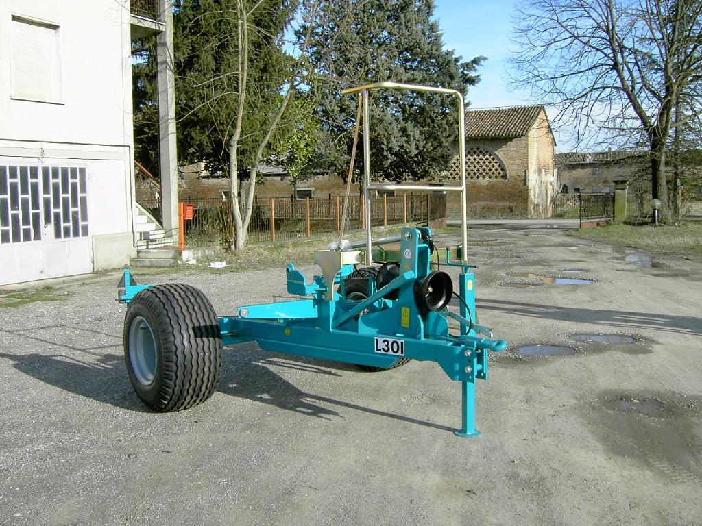 Carrello L30I fronte