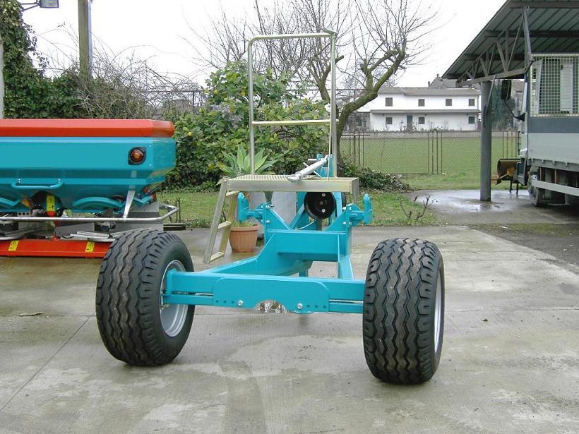 Carrello L30 retro